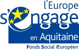 Logo Europe an Aquitaine
